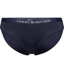 classic bikini bikinitrosa blå tommy hilfiger