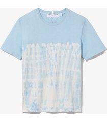 proenza schouler white label dotted tie dye t-shirt /white l