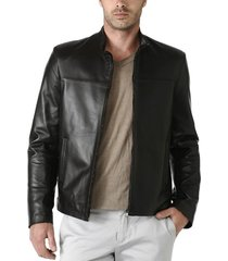 mens leather jacket, mens motorcycle leather jacket, bomber leather jacket mens