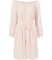 klänning vicoline off shoulder dress