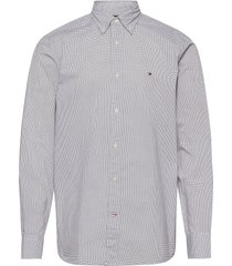 micro bandana print shirt overhemd casual wit tommy hilfiger