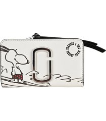 marc jacobs peanuts per the compact wallet marc jacobs