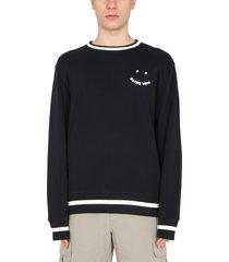 ps by paul smith happy sweatshirt