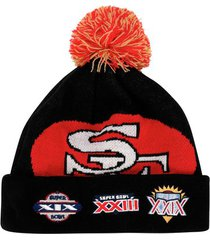 gorro new era nfl super bowl big team san francisco 49ers