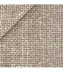 giacca da uomo su misura, vitale barberis canonico, lana e seta hopsack beige, autunno inverno   lanieri