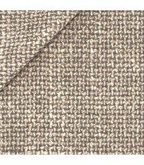 giacca da uomo su misura, vitale barberis canonico, lana e seta hopsack beige, autunno inverno