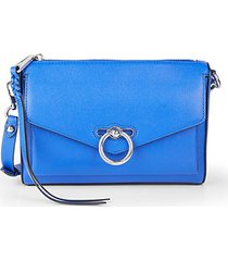 jean mac leather crossbody bag