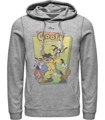 fifth sun men's goof cover long sleeve hoodie