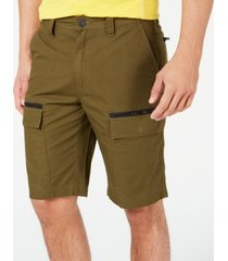 inc international concepts men's zip pocket cargo shorts