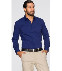 stretch overhemd, slim fit