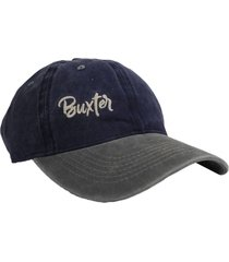 gorra azul buxter cap classic