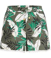 shorts a fiori (verde) - rainbow