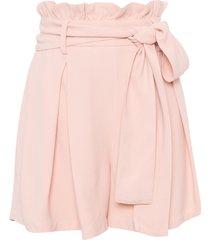 short feminino clochard - rosa