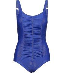 swimsuit valentina baddräkt badkläder blå wiki