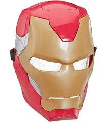 máscara viseira móvel marvel homem de ferro - hasbro