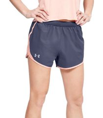 korte broek under armour fly by 2.0 shorts 1350196-497