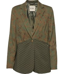 cobb marrakech blazer blazer colbert groen mos mosh