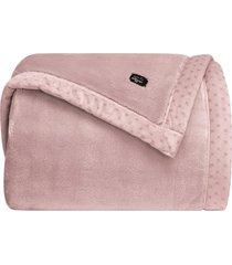 cobertor manta blanket 700 queen ros㪠- kacyumara - ros㪠- dafiti