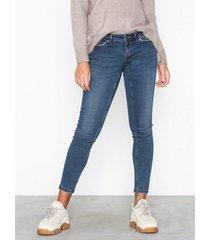 noisy may nmeve lw pocket piping jeans vi877 slim