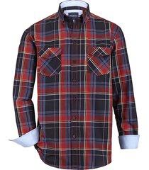 overhemd babista marine::rood