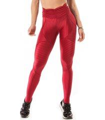legging let'sgym ikate new vermelho - kanui