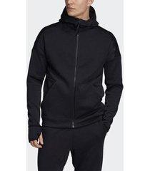 jaqueta adidas z.n.e. fast release masculina