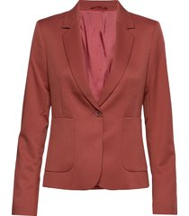 2nd july blazer kavaj röd 2ndday