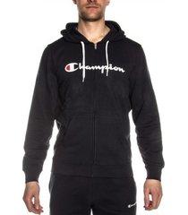 champion hooded full zip sweatshirt * gratis verzending * * actie *