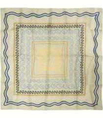 silk scarf - picasso
