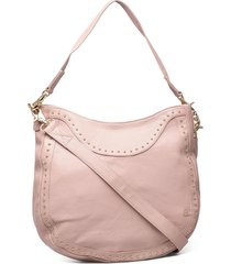 large bag bags top handle bags roze depeche