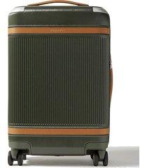 aviator carry-on hardshell suitcase