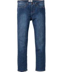 jeans elasticizzati morbidi regular fit straight (blu) - john baner jeanswear