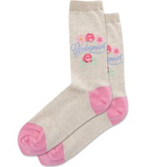 hot sox bridesmaid crew socks