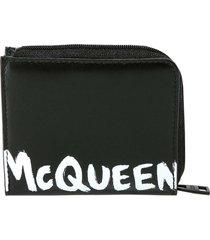 alexander mcqueen wallet