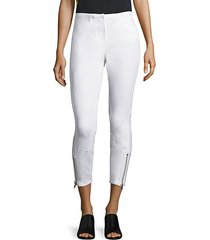 jodphur ankle zip pants