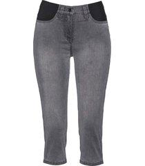 jeans capri (grigio) - bpc selection