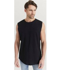 linne basket tank top