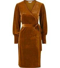 omlottklänning vanilla dress