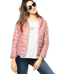 chaqueta palo rosa ambiance