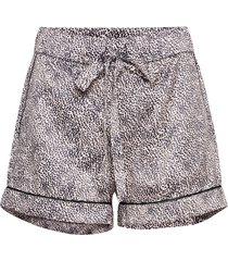 animal tolie shorts shorts flowy shorts/casual shorts beige becksöndergaard