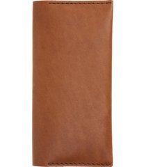 ezra arthur no. 12 long leather wallet in whiskey at nordstrom