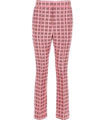 marni tweed trousers