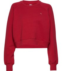 croppy sweat-shirt trui rood holzweiler
