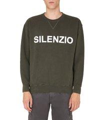 aspesi silence sweatshirt