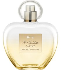 perfume antonio banderas her golden secret feminino eau de toilette 50ml