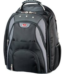 mancini biztech collection laptop/ tablet backpack