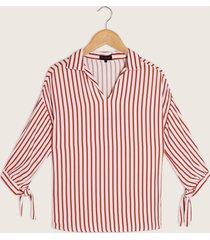 blusa de rayas-s
