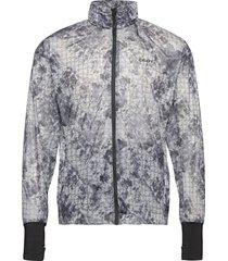 pro glow in the dark lumen jkt m outerwear sport jackets grijs craft