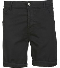 dondup classic buttoned bermuda shorts