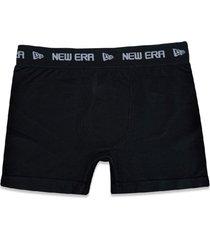 underwear new era cueca boxer new era brasil preto - preto - masculino - dafiti